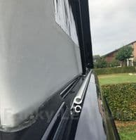 C-Channel Awning Rail for VW T4/T5/T6 with Elevating Roof